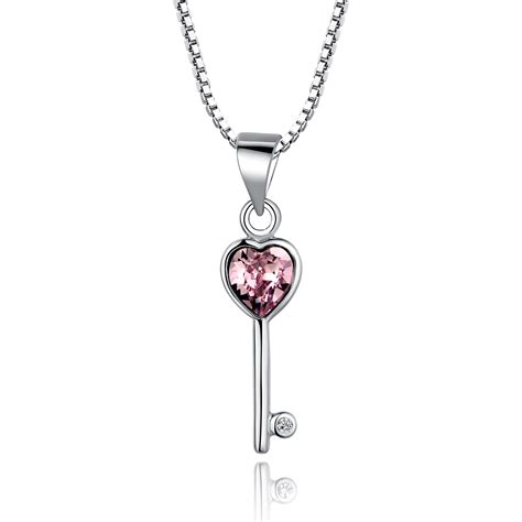 silver pendants for jewelry sterling 925 pendant necklace jewelry with key