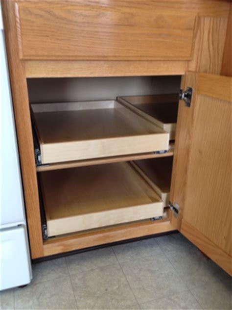corner kitchen cabinet solutions diane albright cpo organizing productivity expert