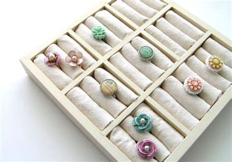 make your own jewelry display diy ring display make your own jewelry display for