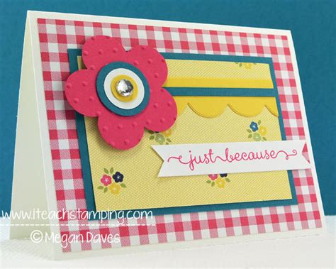 make a card how to make a greeting card using a dozen thoughts i