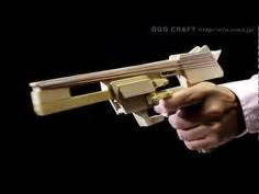 where can i get rubber sts made back rubber band gun 04 1 i w i desert eagle blowback