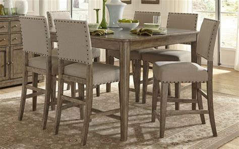 dining room counter height sets counter height set dining set efurniture mart home