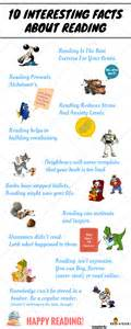 read info 10 true and facts about reading infographic