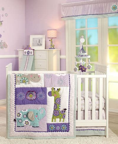 zoo crib bedding set s zoo collection 4 crib bedding set bed in