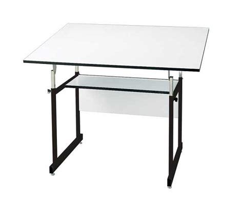 alvin workmaster drafting table alvin drafting table workmaster jr black 36x48 top
