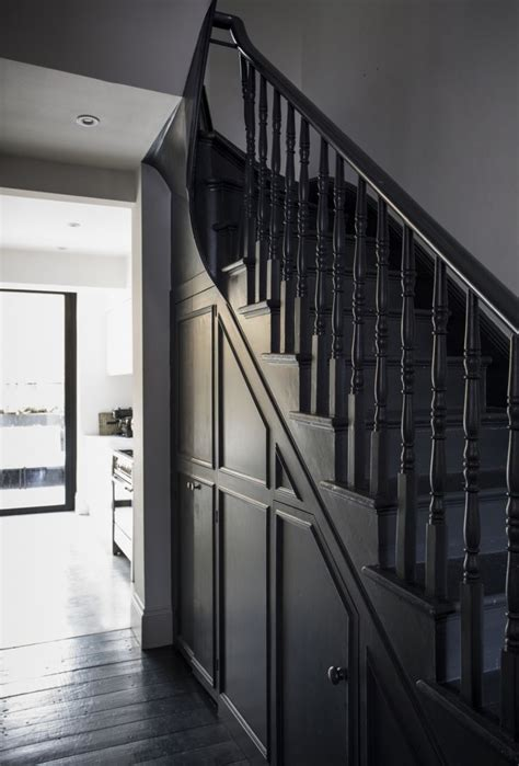 black staircase best 20 black staircase ideas on black
