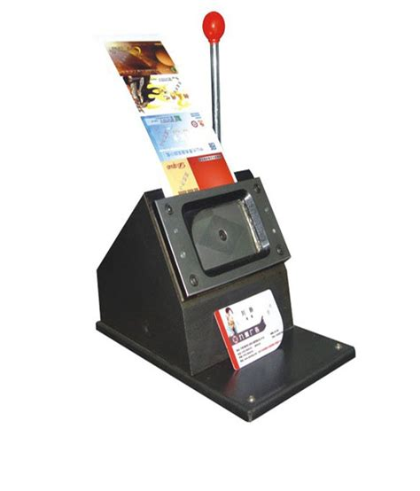 card cutters namibind pvc id card cutter buy at best price in
