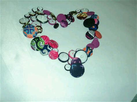 how to make ankara jewelry how to make a bib necklace using ankara fabric buttons