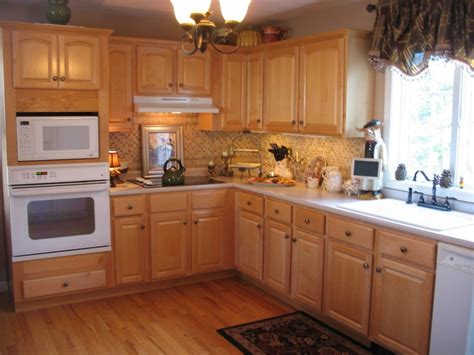 honey oak kitchen cabinets kitchen cabinet oak honey cabinets designs photos kerala
