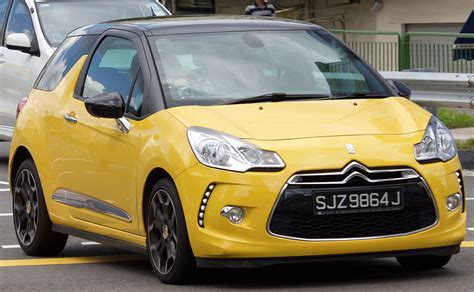 Ds3 Citroen by Ds 3