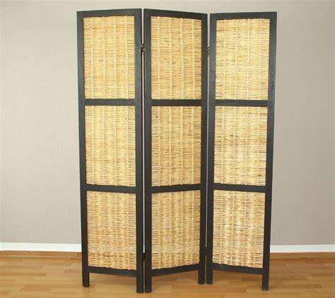 wicker room divider wicker room divider screen 3 panel room