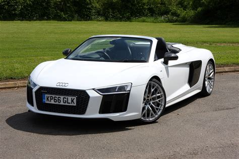 Audi Spider by Audi R8 Spyder 2016 Rivals Parkers