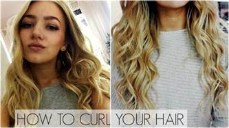 how to hair how to curl your hair in depth tutorial curling wand