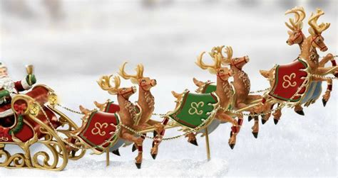 santa and reindeer figurines search results for colouring outine of santas sleigh
