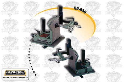 general woodworking machinery general woodworking machinery 50 050 reversible tenoning jig