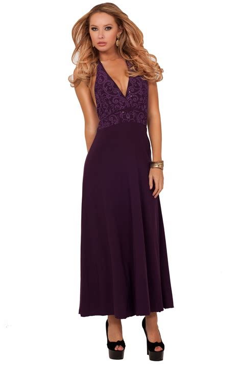 beaded halter maxi dress halter beaded embellished backless formal