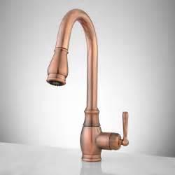 copper kitchen faucet copper faucet kitchen 28 images copper faucet polished