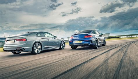 Mercedes Vs Mercedes by Audi Rs5 Vs Mercedes Amg C63 S Test Review By Car