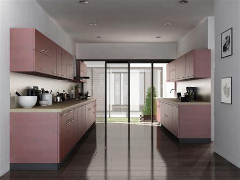 parallel kitchen design modular kitchen designs