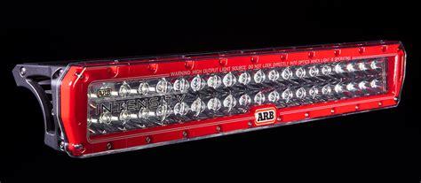 4x4 led light bar arb 4 215 4 accessories new intensity light bar arb 4x4
