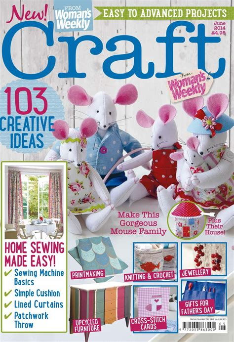 12 best images about craft magazine covers on