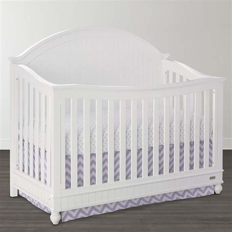 baby s convertible crib 4 in 1 convertible baby crib white