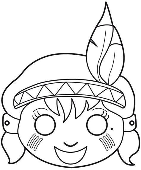 coloriage masque les beaux dessins de meilleurs dessins 224 imprimer et colorier