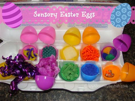 sensory crafts for sensory easter eggs easter activities for