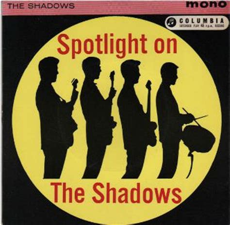 on the spotlight on the shadows