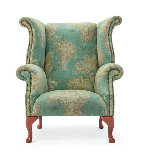 Wingback Chair by Wingback Chair Ministry Of Upholstery