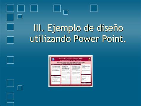 cartel con powerpoint 2003