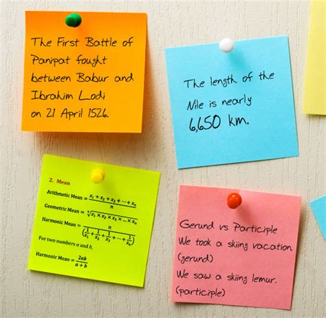 make revision cards board exams how to make the most of your revision time