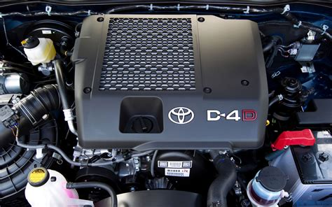 Toyota Diesel Engines by Toyota Hilux Comes To U S Sort Of Truck Trend