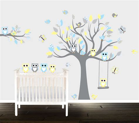 owl wall decals nursery owl wall decals for nursery adorable owl wall decals for