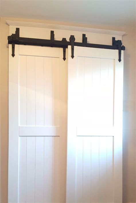 how to make a barn door for inside 25 best ideas about sliding closet doors on