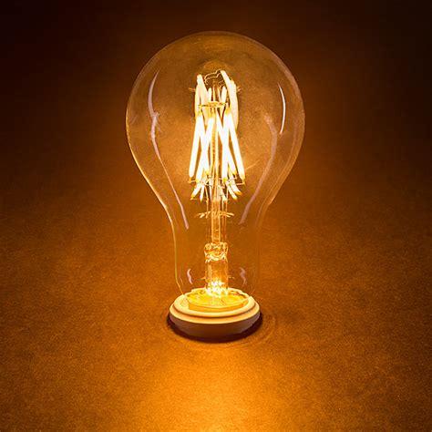 led vintage light bulbs a25 led bulb 40 watt equivalent led filament bulb