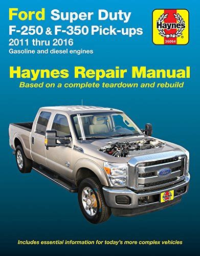 free car repair manuals 2011 ford f series super duty parental controls haynes repair manual for ford super duty f 250 f 350 pick ups 11 16 36064 software