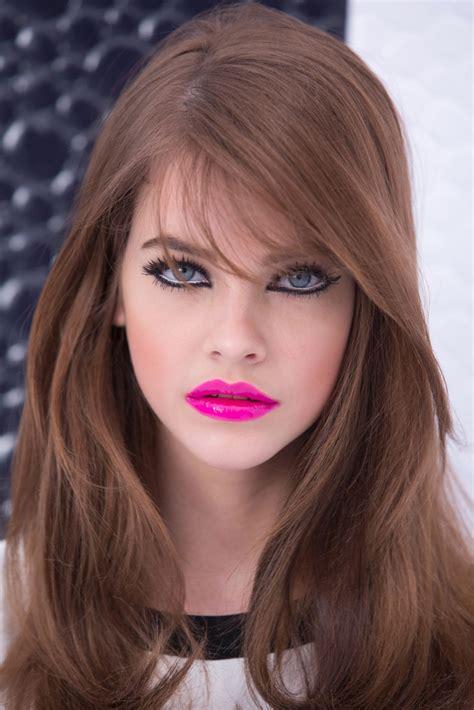 miss barbara palvin barbara palvin for l oreal miss pop collection 2013