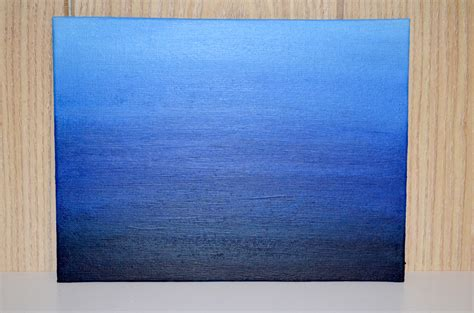 ombre acrylic paint on canvas charming studio ombr 233 blue store powered