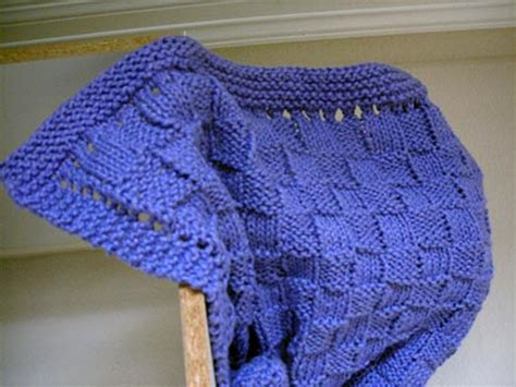 knitted baby blanket patterns free easy easy basketweave baby blanket knitting pattern