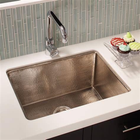 kitchen sink picture cocina 24 copper kitchen sink trails