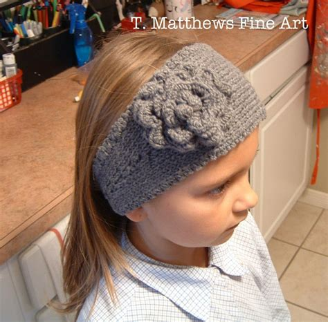 how to knit headbands t matthews free knitting pattern headband ear