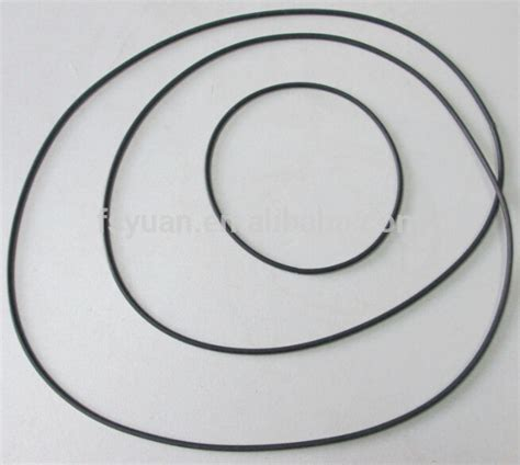 rubber sting o ring cord silicone rubber cord seal rubber string