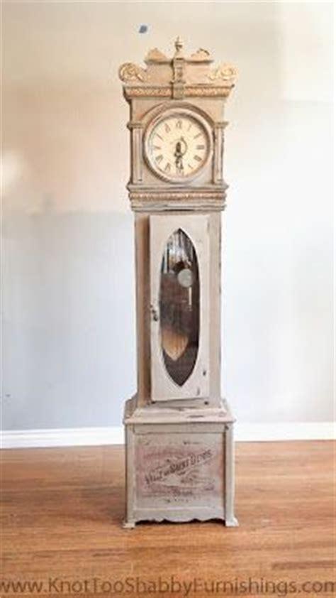 chalk paint grandfather clock grandfather clocks antique new on 49 pins