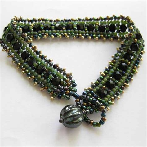 seed bead projects you to see seed bead bracelet handcrafted on craftsy