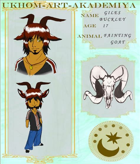 Gilles And Four Other Characters giles character sheet by fenrirhound on deviantart