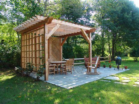 renovate backyard backyard renovations custom pergola and patio