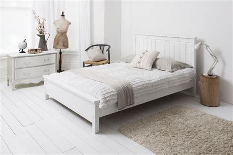 white bed frame wood home decorating pictures white wood bed frame