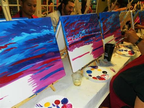 paint with a twist houston tx 3 amigos at intermission picture of painting with a
