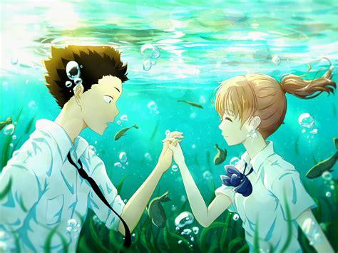 koe no katachi anime koe no katachi wallpapers desktop phone tablet